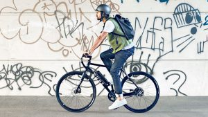 E-bikes take the sweat out of cycling, but they have a serious weight problem