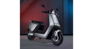 Yadea Electrifies Summer Travel with Sleek and Functional G5 Electric Moped Series