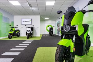 From Dakar Rally to Urban Mobility | Silence E-scooters
