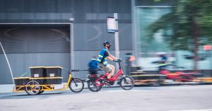 Cargo electric bikes are 60% faster at deliveries than vans. Here's why