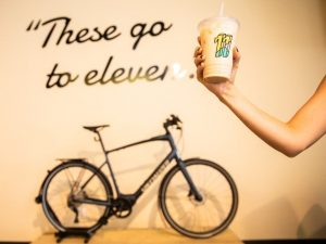 New Coffee Shop, E-Bike Store Hybrid Opening In Ardmore Saturday